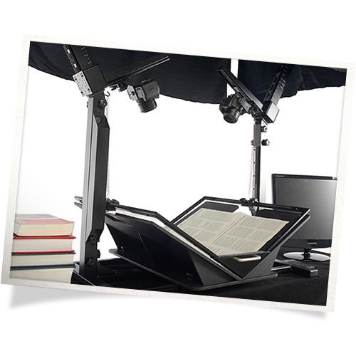 Bookdrive scanner
